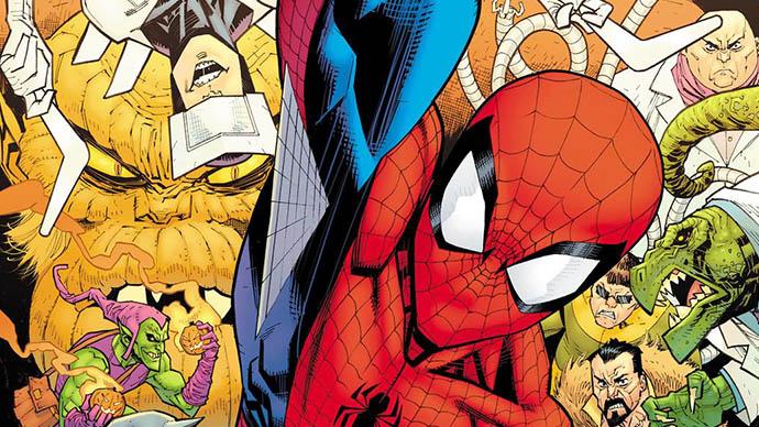 Spiderman Ryan Ottley Amazing Spider-Man #850