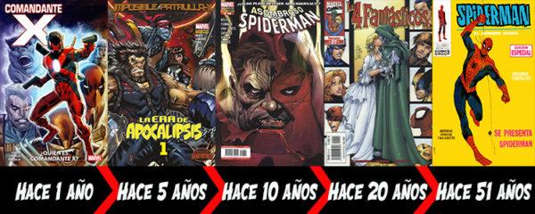 Magazine Marvel Maravillosas novedades Diciembre 2020