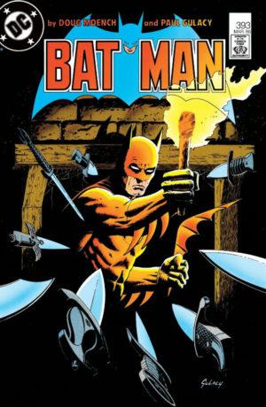 Portada Batman 393