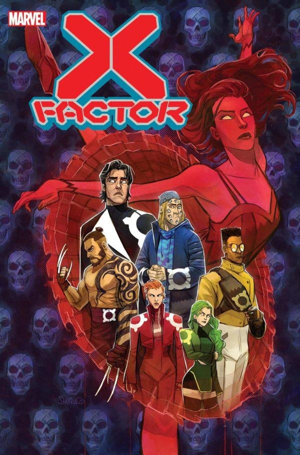 X-Factor Dawn of X