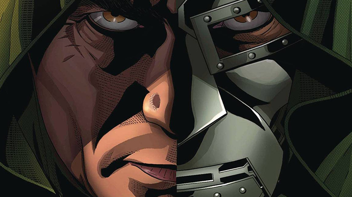 Doctor Doom Doctor Muerte