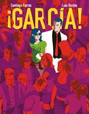 Portada de ¡García! en Catalunya