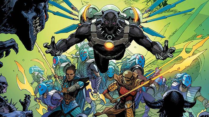 King in Black Black Panther