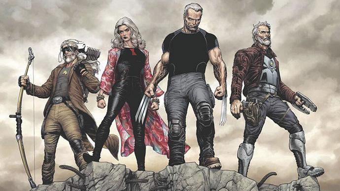 Marvel's Wastelanders audio series