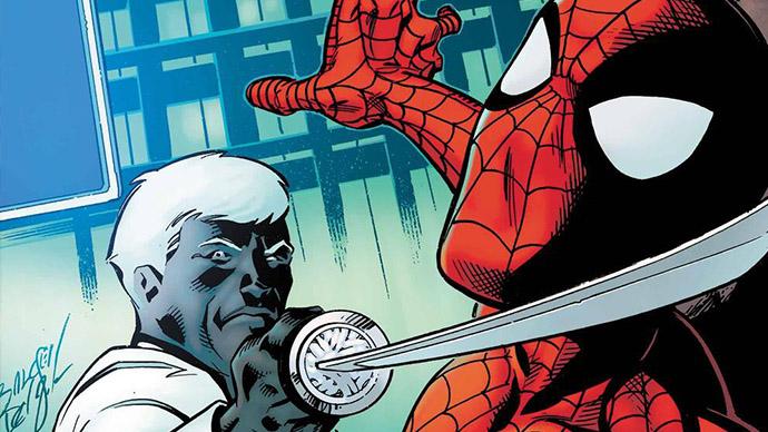 Mister Negative Amazing Spider-Man 59