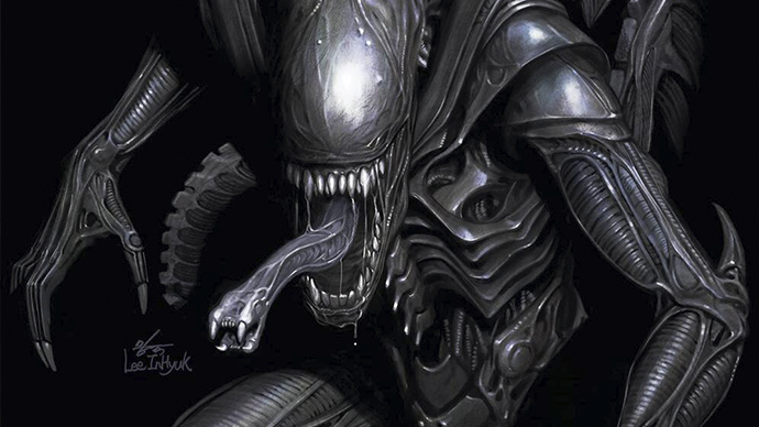 Alien New Series Marvel