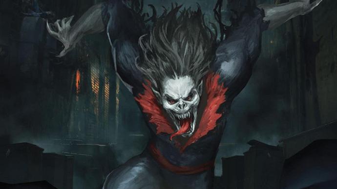 Morbius The Living Vampire Vita Ayala
