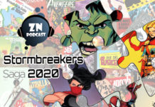 ZNPodcast #103 - Stormbreakers 2020