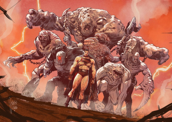Phillip Kennedy Johnson es el nuevo guionista de Superman y Action Comics
