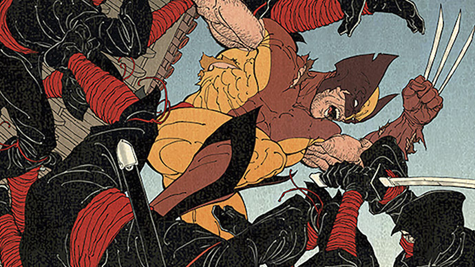 Wolverine Lobezno Chris Claremont Steve McNiven Marvel Paragon