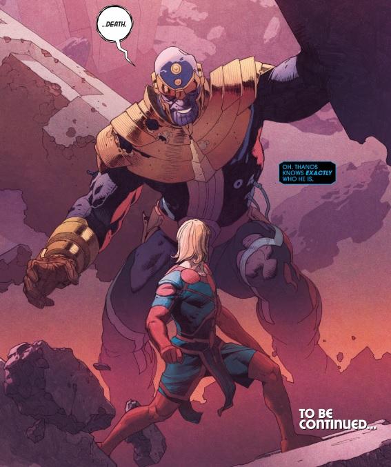 Eternals Esad Ribic Thanos