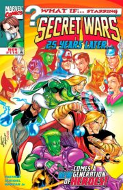 What If Secret Wars 25 Years Later