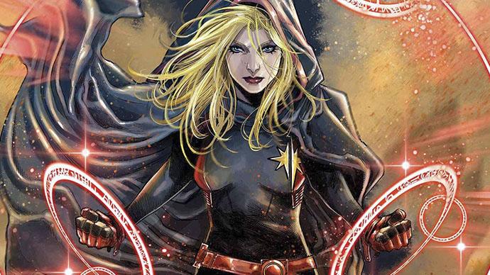 Captain Marvel Capitana Marvel