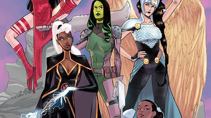 Women of Marvel 2021