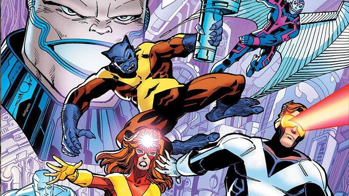 X-Men Legends Simonson Apocalipsis Factor-X X-Factor