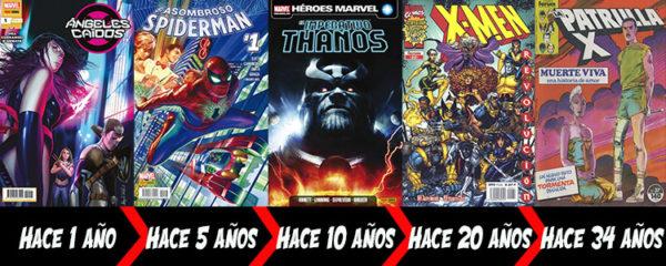 Magazine Marvel Maravillosa Novedades