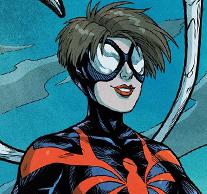 Mattie Franklin Spiderwoman