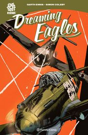 Portada Dreaming Eagles