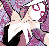 Gwen Stacy Spider-Gwen Ghost-Spider