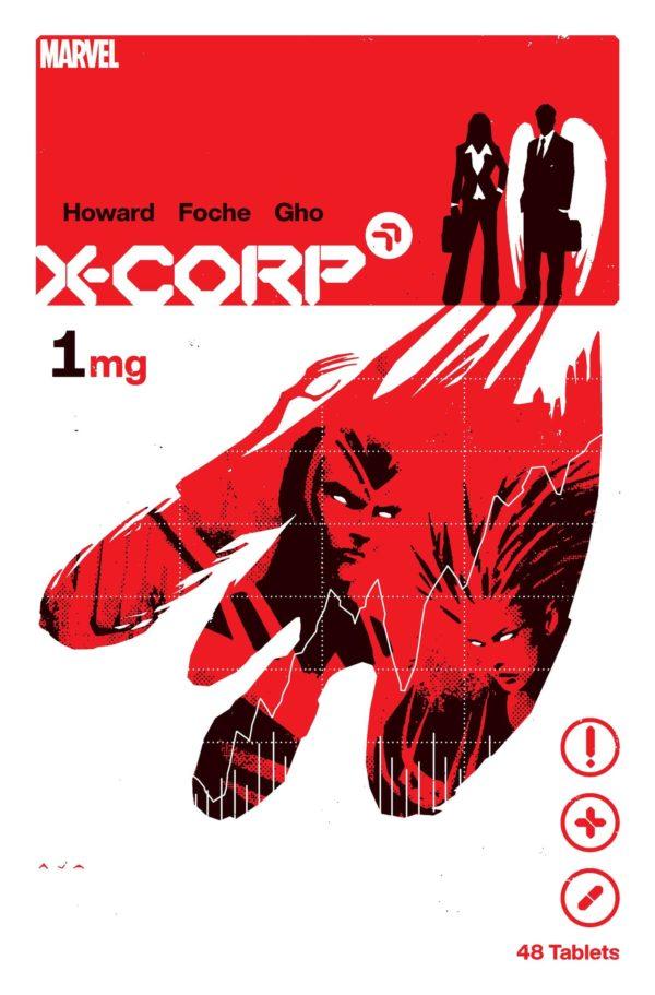 X-Corp David Aja