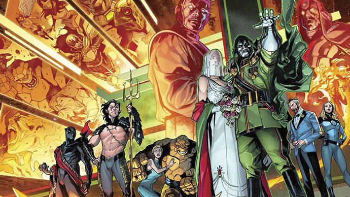 Fantastic Four Bride of Doom teaser