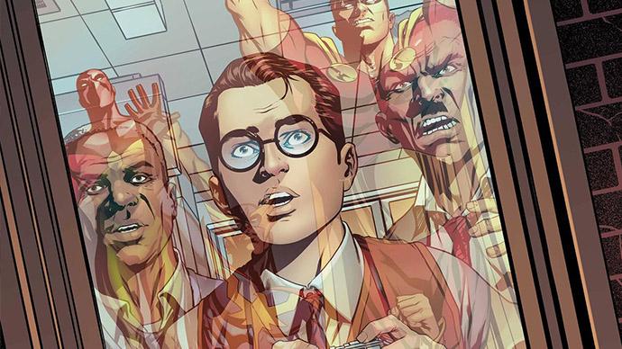 Heroes Reborn Peter Parker the Amazing Shutterbug