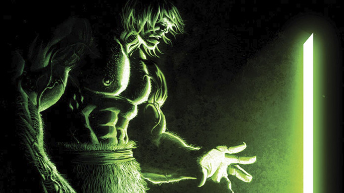 The Immotal Hulk Time of Monsters