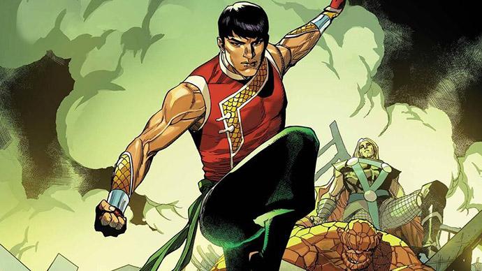 Shang Chi vs the Marvel Universe