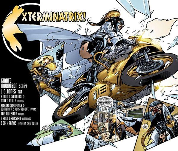 Marvel Boy Exterminatrix