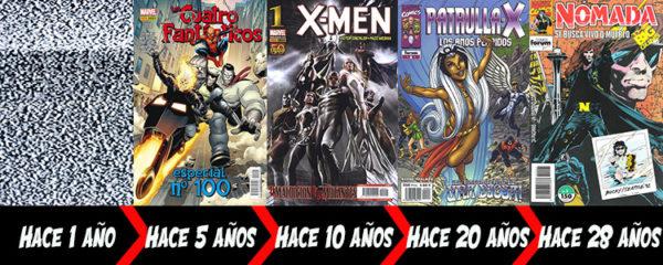 Aquellas Maravillosas Novedades Magazine Marvel España