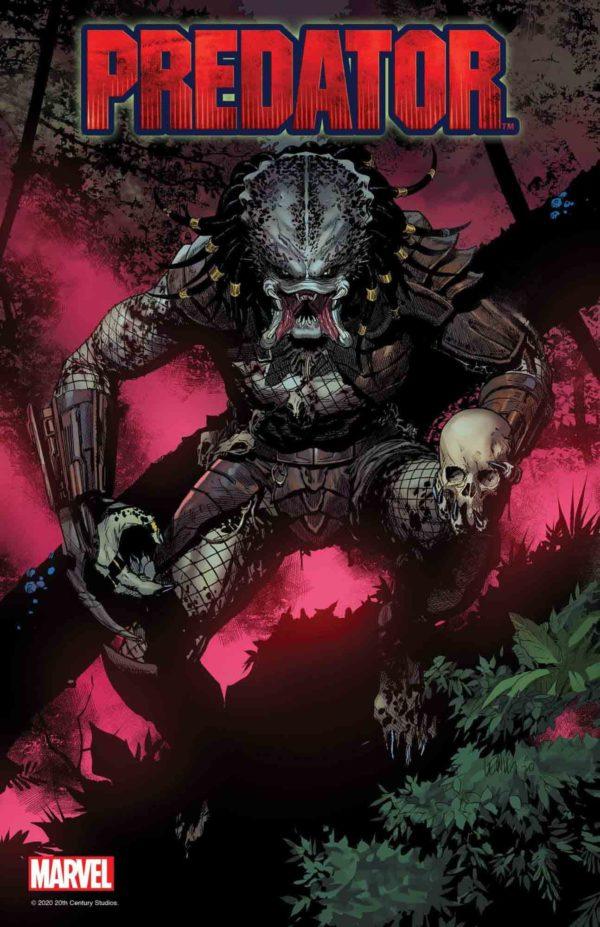 Predator Marvel