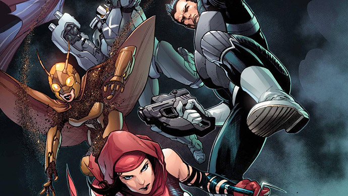 Heroes Reborn Squadron Savage