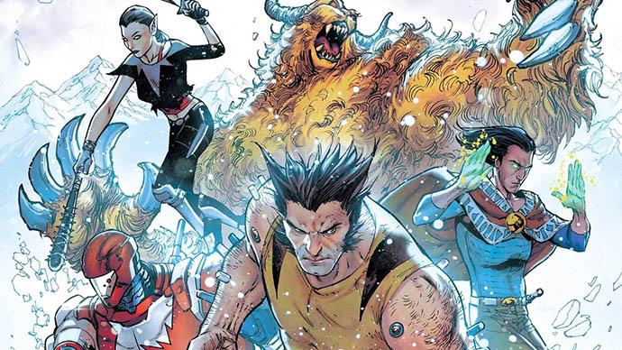 Heroes Reborn Weapon X & Final Flight