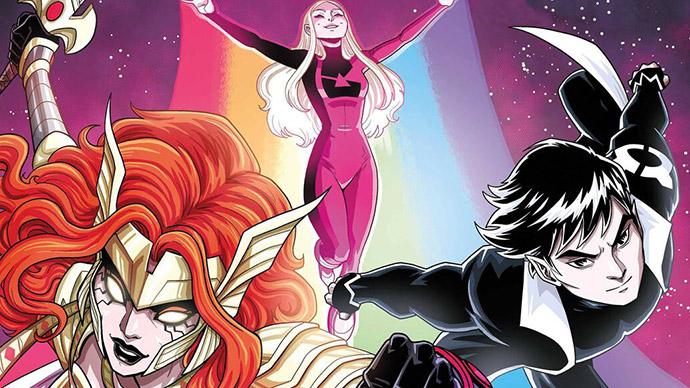 Marvel's Voices Pride LGBT+