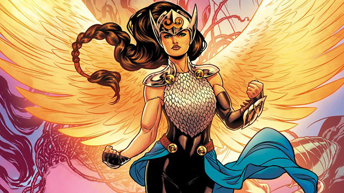 The Mighty Valkyries Russell Dauterman