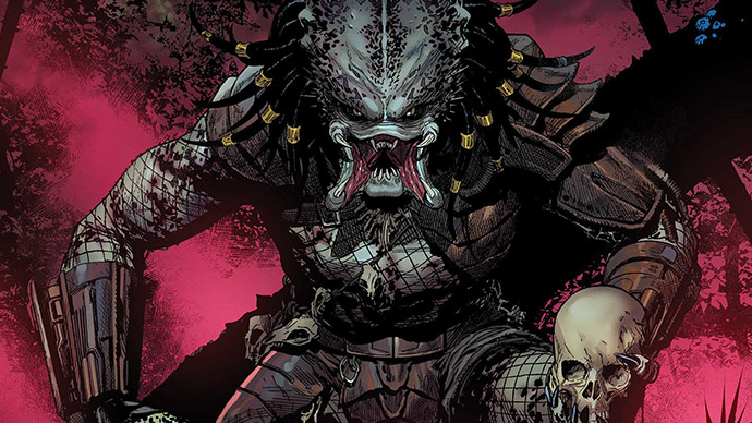 Predator Marvel Leinil Francis Yu