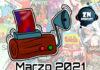 ZNPodcast #118 - Reseñotrón marzo 2021