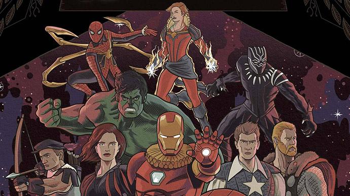 Shakespeare Avengers