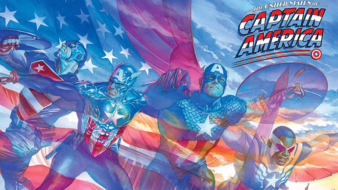 The United States of Captain America Alex Ross