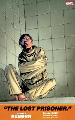 Daredevil Heroes Reborn Carlos Pacheco