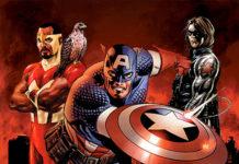 Guía de lectura Capitán América Halcón Soldado de Invierno
