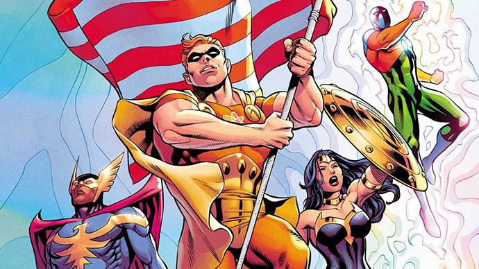 Heroes Reborn Carlos Pacheco