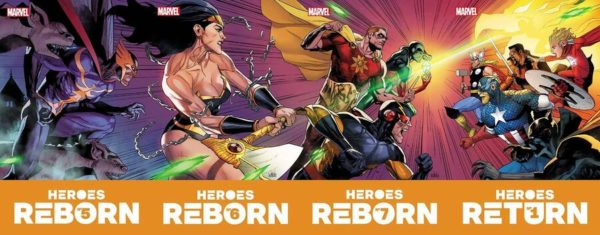 Heroes Reborn Leinil Francis Yu