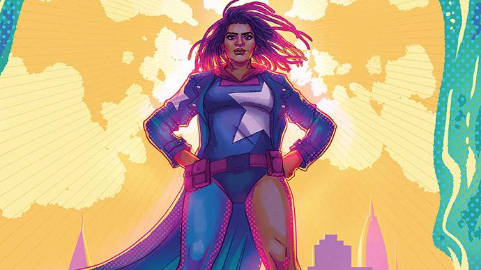 Nichelle Wright Captain America