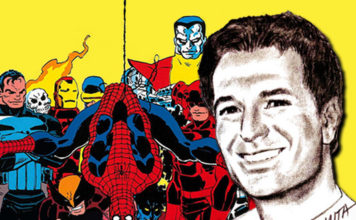 John Romita Jr Marvel