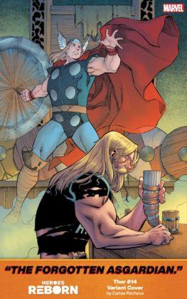 Thor Heroes Reborn Carlos Pacheco