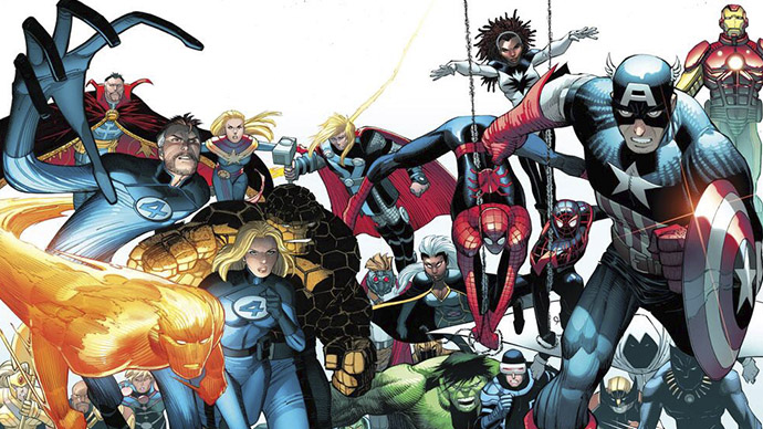 John Romita Jr. Marvel