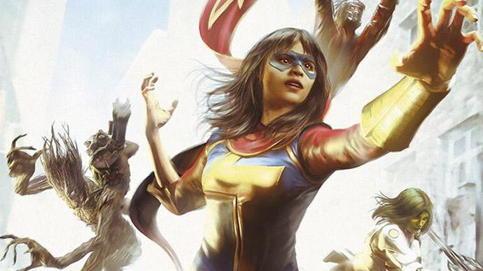 Marvel Crisis Protocol Target Kree novel