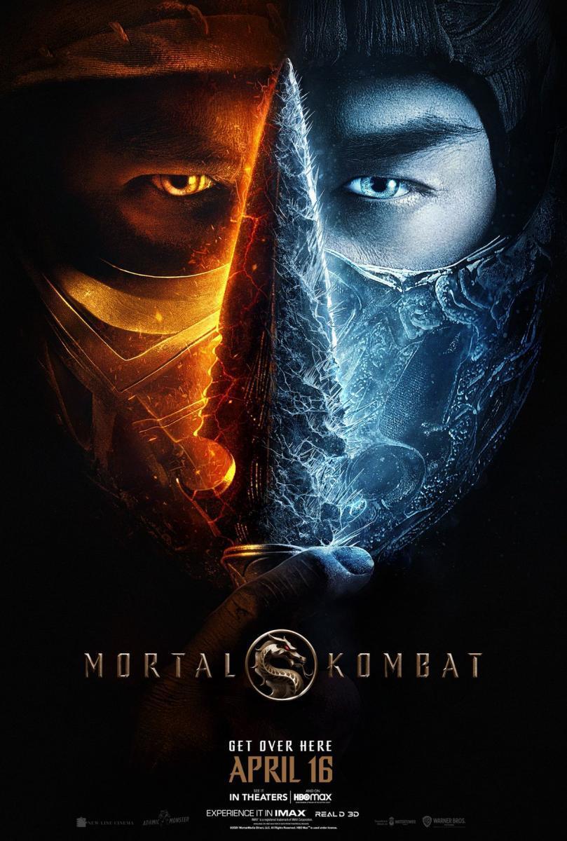 Mortal Kombat 2021 WEB-DL 1080p Latino Descargar