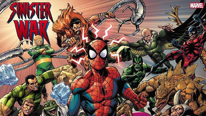 Sinister War Spider-Man